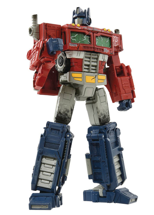 Transformers WFC WFC-01 Voyager Optimus Prime (Premium Finish) Action Figure
