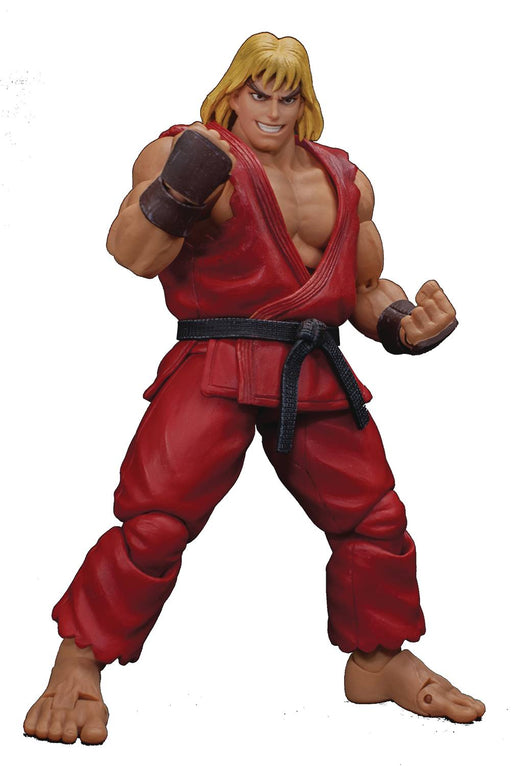 Storm Collectibles Street Fighter - Ken (Ultra Street Fighter II: The Final Challengers Version) 6-inch Action Figure