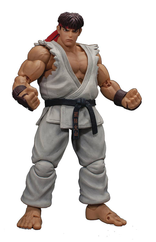 Storm Collectibles Street Fighter - Ryu (Ultra Street Fighter II: The Final Challengers Version) 6-inch Action Figure