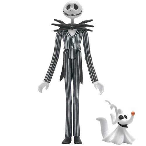 "Super 7 Reaction 3.75"" Action Figure: Nightmare Before Christmas - Jack Skellington"