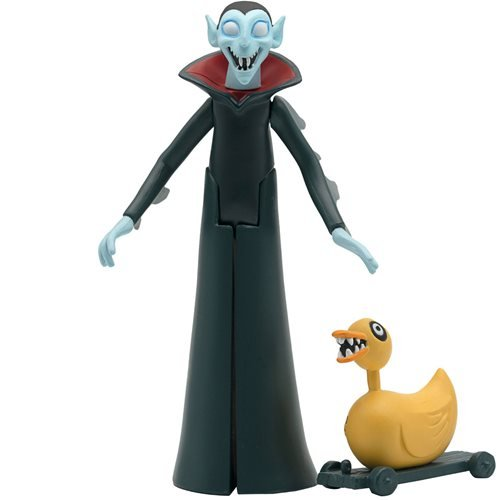 "Super 7 Reaction 3.75"" Action Figure: Nightmare Before Christmas - Vampire"