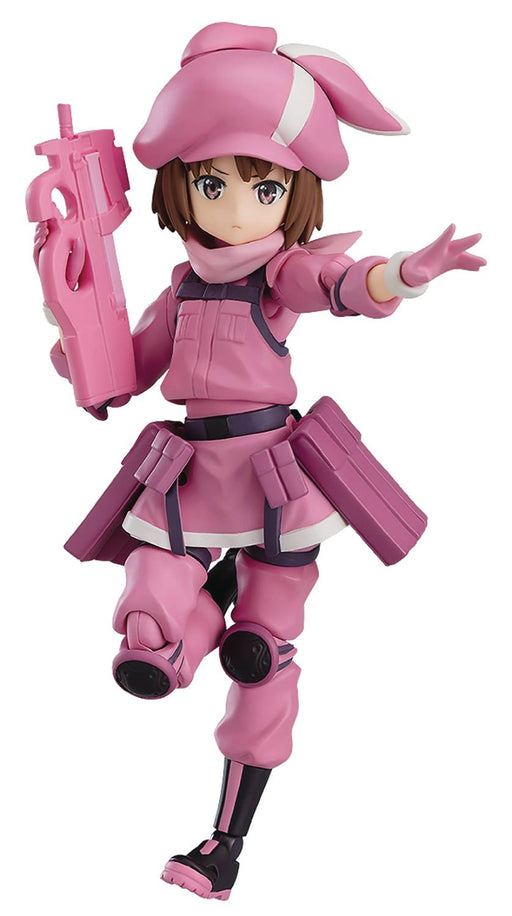 Max Factory Sword Art Online Alternative: Gun Gale Online - LLENN Figma