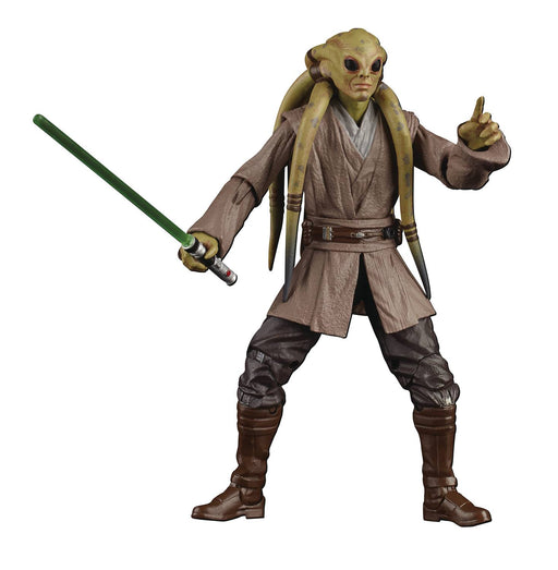 "Star Wars Black Series 6"" Kit Fisto"