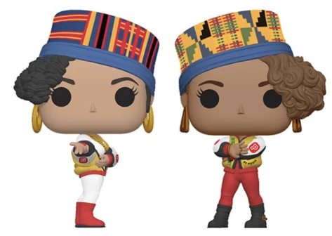 Funko Pop! Rocks: Salt-N-Pepa (Set of 2)