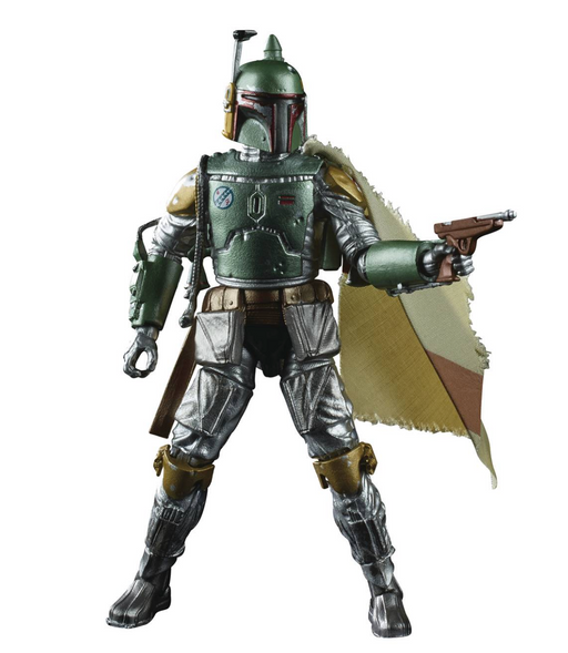 Star Wars: The Black Series 6-inch Carbonized Boba Fett