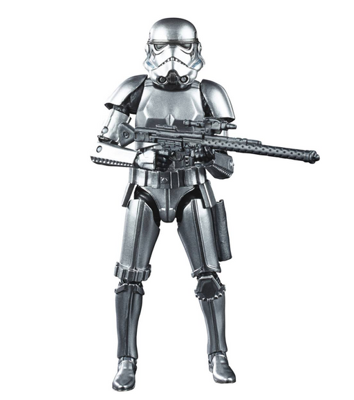 Star Wars: The Black Series 6-inch Carbonized Stormtrooper