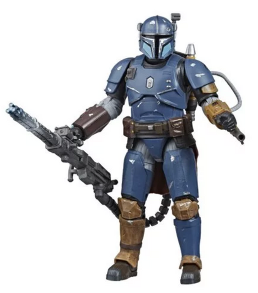 Star Wars Black Series 6-inch Heavy Mandalorian