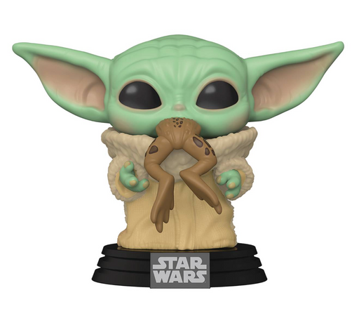 Funko Pop! Star Wars: The Mandalorian - The Child (with Frog)