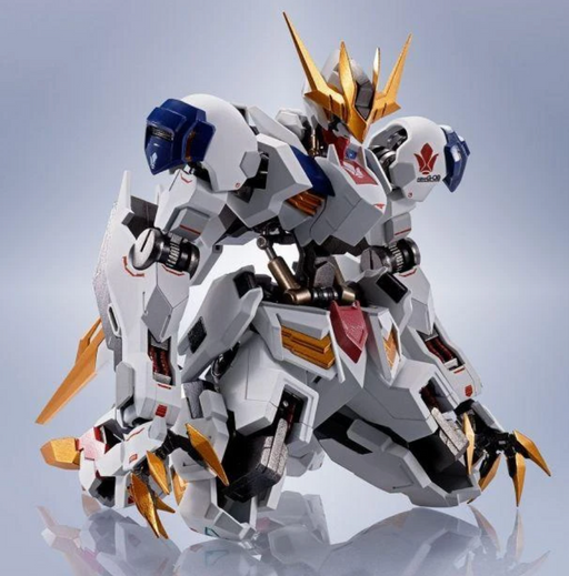 Bandai Tamashii Nations Metal Robot Spirits: Iron-Blooded Orphans - Lupus Rex