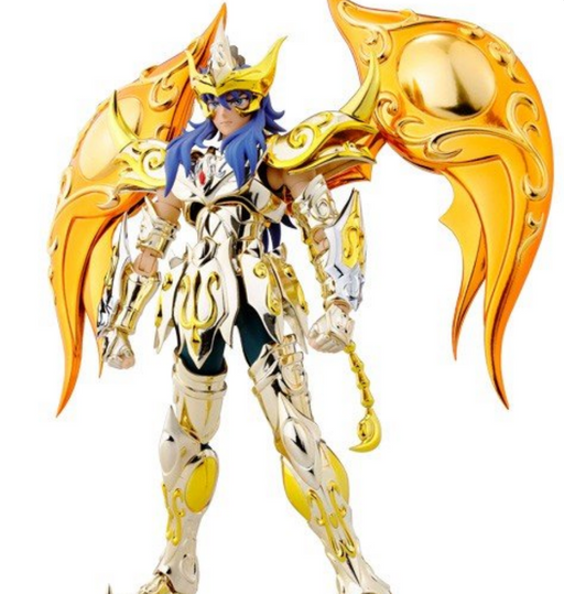 Bandai Tamashii Nations Saint Cloth Myth EX - Scorpio Milo (God Cloth)