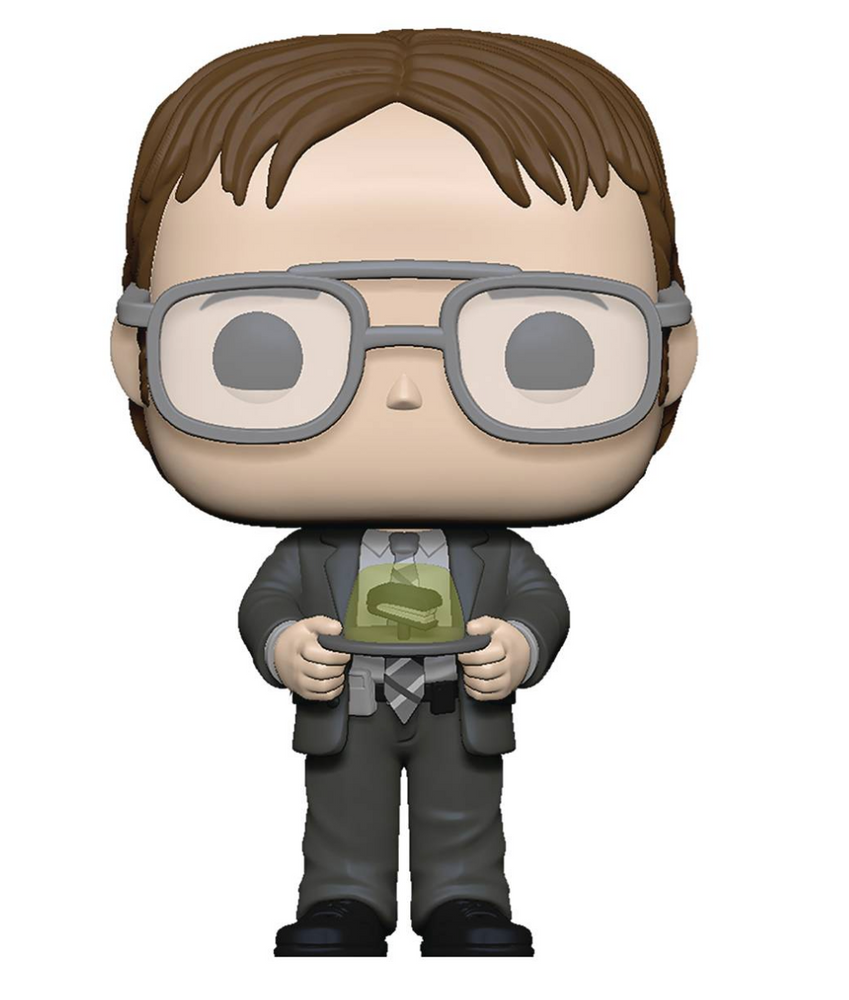 Funko Pop! Television: The Office Series 2 - Dwight with Jello Stapler