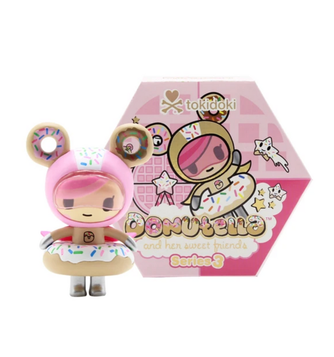 Tokidoki Donutella and Her Sweet Friends Series 3 Blind Box