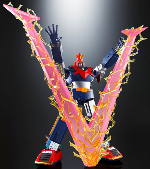 Bandai Spirits Soul of Chogokin DX - Super Electromagnetic Machine Voltes V