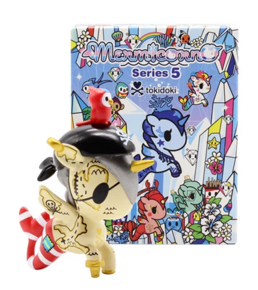 Tokidoki Mermicorno Series 5 Blind Box