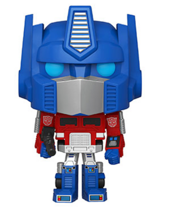 Funko Pop! Retro Toys: Transformers - Optimus Prime