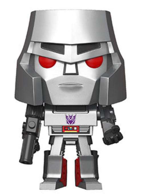 Funko Pop! Retro Toys: Transformers - Megatron