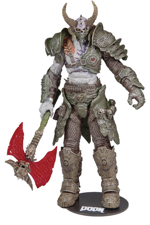 McFarlane Toys Doom - Marauder Action Figure