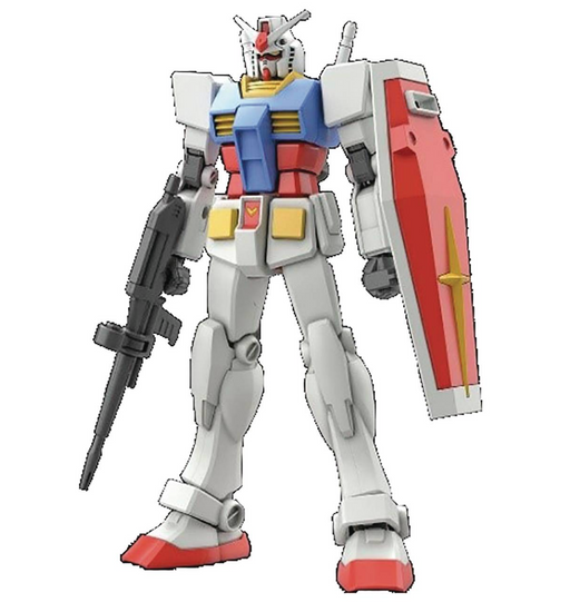 Bandai Spirits Mobile Suit Gundam - RX-78-2 Gundam Entry Grade Model Kit