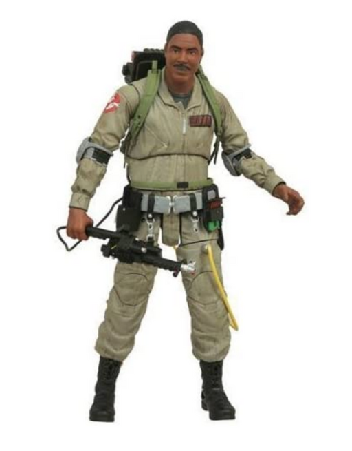 Diamond Select Toys Ghostbusters Winston Zeddemore (Slim-Line Packaging)