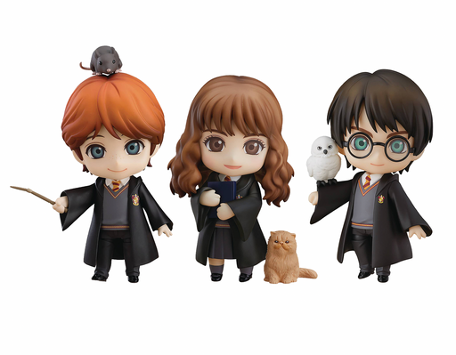 Good Smile Harry Potter Nendoroid Collection (Set of 3)