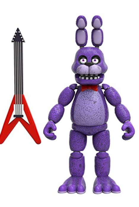 Funko Five Nights at Freddy's 5-inch Series 1 Articulated Action Figure - Bonnie