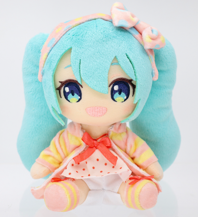 Taito Hatsune Miku -  Girly Style (Casual Wear Ver.) Prize Plush