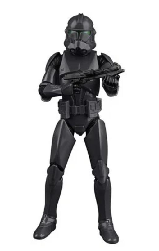 "Star Wars Black Series 6"" Clone Trooper Elite"