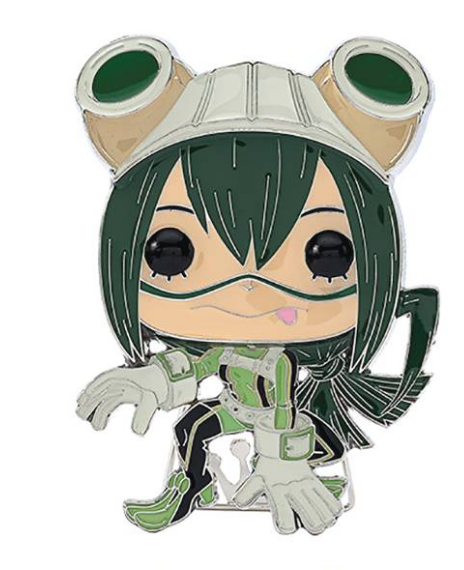 Funko Pop! Pins: My Hero Academia - Tsuyu Asui