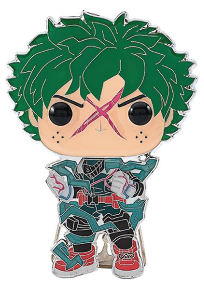 Funko Pop! Pins: My Hero Academia - Izuku Midoriya