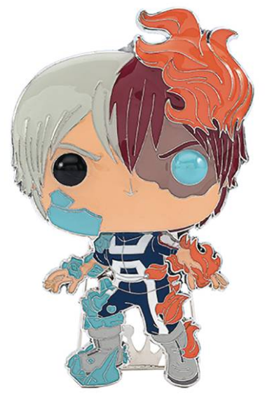 Funko Pop! Pins: My Hero Academia - Shoto Todoroki