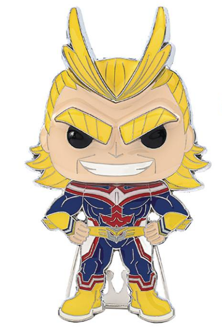 Funko Pop! Pins: My Hero Academia - All Might