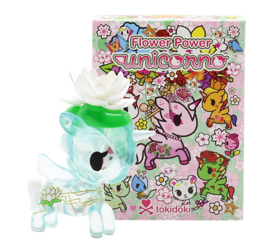 Tokidoki Flower Power Unicorno Blind Box