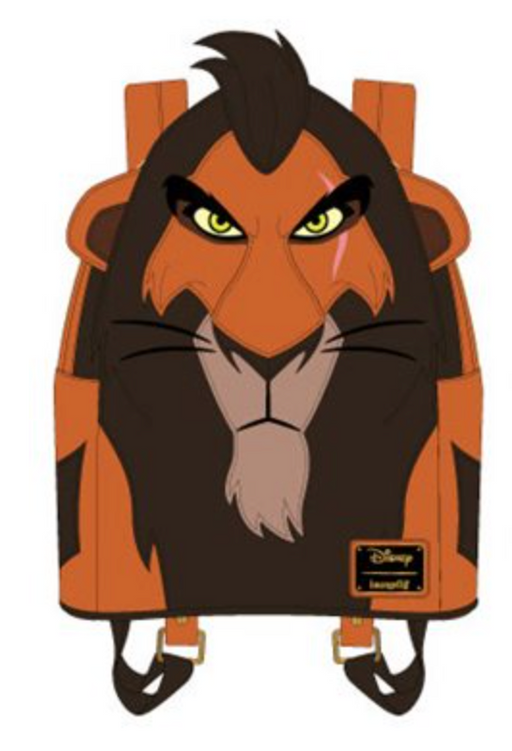 Loungefly The Lion King - Scar Mini Backpack