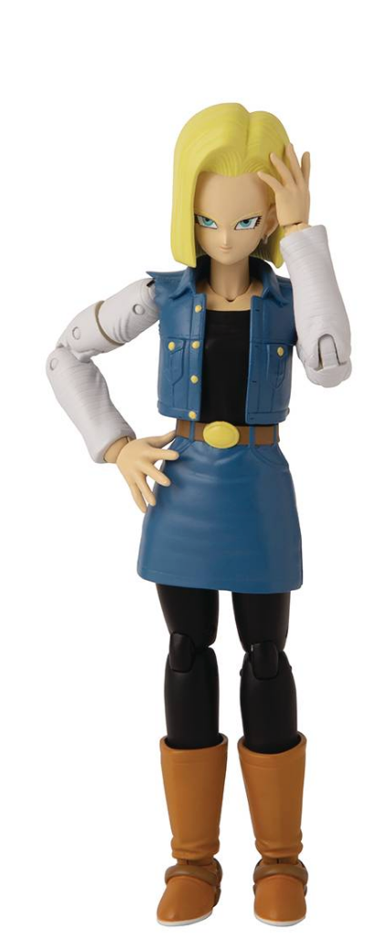 Bandai Dragon Ball Stars - Android 18