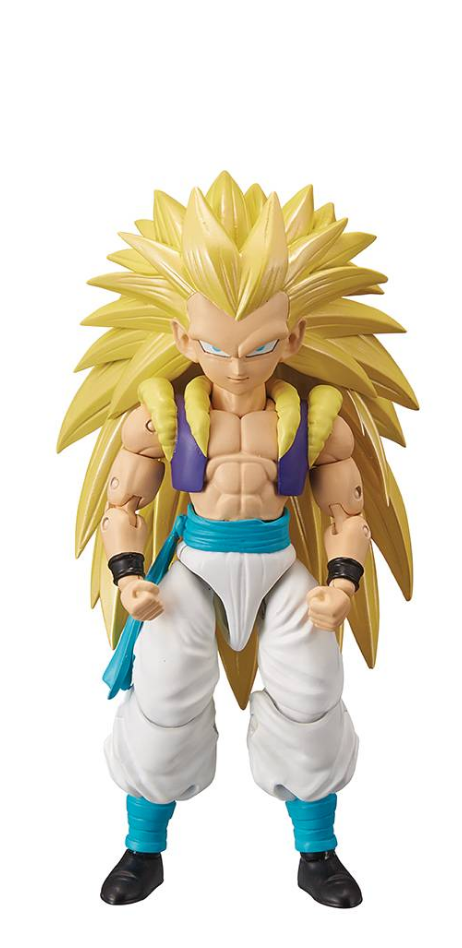 Bandai Dragon Ball Stars - SSJ3 Gotenks