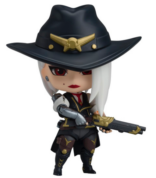 Good Smile Overwatch - Ashe Classic Skin Edition Nendoroid