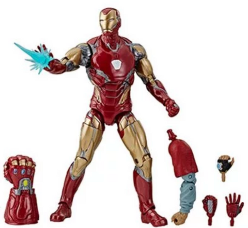 Hasbro Marvel Legends Avengers: Endgame 6-inch Iron Man Mark LXXXV Action Figure