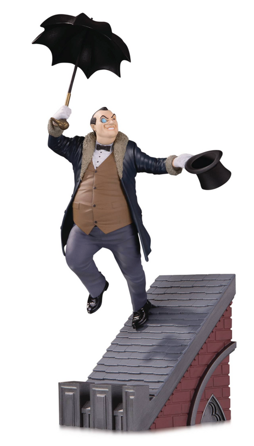 DC Collectibles Batman Rogues Gallery - The Penguin Multi-Part Statue