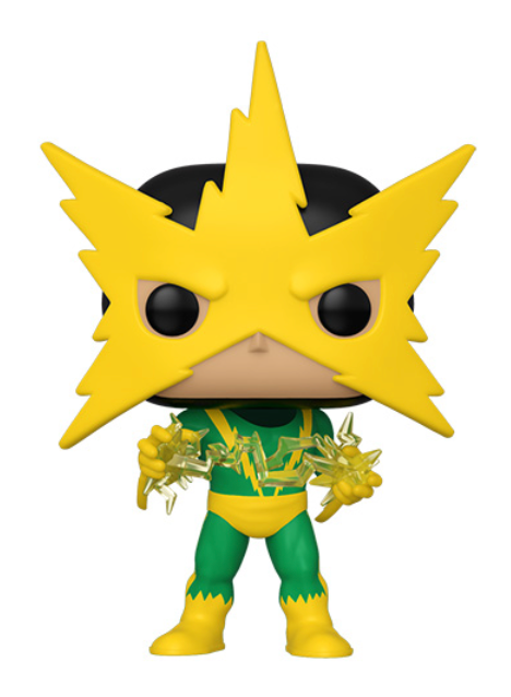 Funko Pop! Marvel: 80th Anniversary - First Appearance Electro