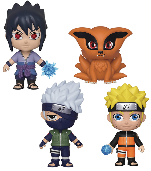 Funko 5 Star: Naruto Shippuden (Set of 4)