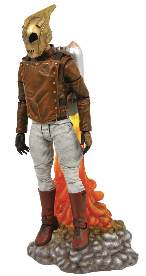 Diamond Select Toys The Rocketeer Select Action Figure