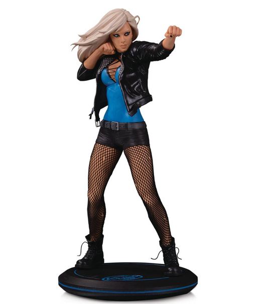 DC Collectibles DC Cover Girls - Black Canary by Joelle Jones Statue