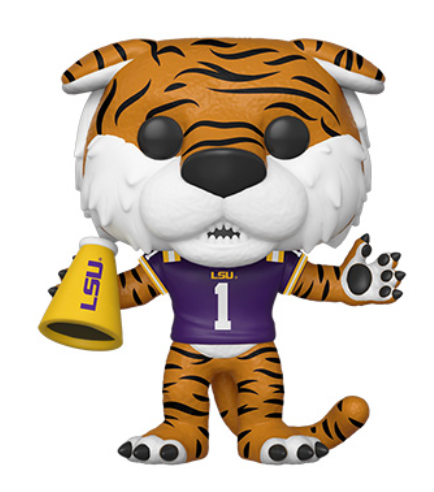 Funko Pop! College: LSU - Mike the Tiger