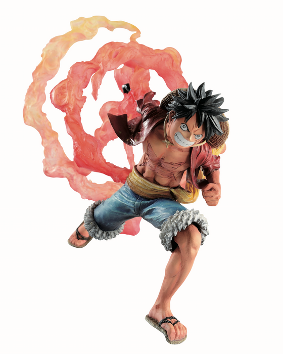 Bandai Tamashii Nations One Piece Monkey D Luffy Professionals Ver Ichiban Figure