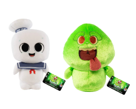 Funko SuperCute Plush: Ghosterbusters (Set of 2)