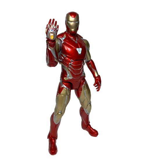 Diamond Select Toys: Marvel Select - Avengers Endgame Iron Man Action Figure
