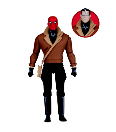 DC Collectibles Batman: The Adventures Continue - Red Hood Action Figure