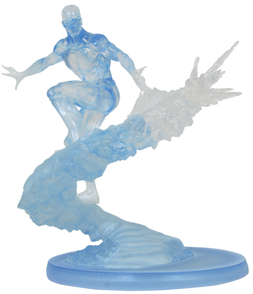 Diamond Select Toys Marvel Premier Collection - Iceman Statue