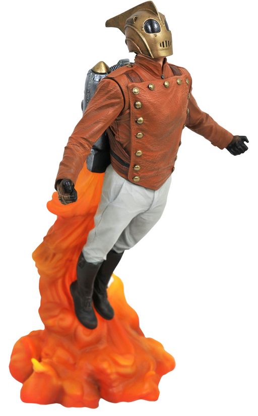 Diamond Select Gallery: The Rocketeer PVC Figure