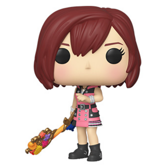 Funko Pop! Games: Kingdom Hearts III Series 2 - Kairi with Keyblade